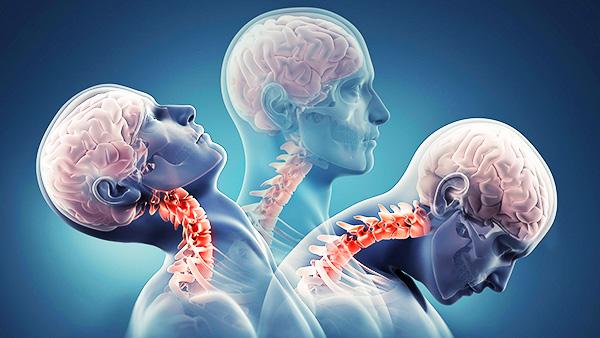 Зарядка для укрепления мышц шеи