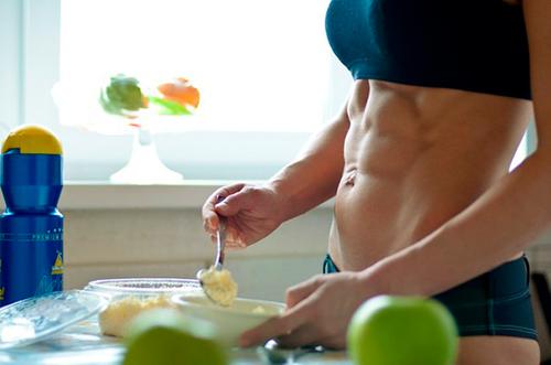 Сушка тела (низкоуглеводная диета)